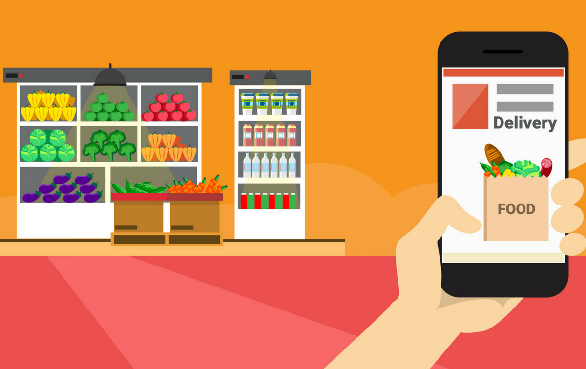 Online Grocery Sales