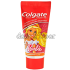 Colgate Barbie Strawberry  ToothPaste
