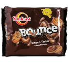 Sunfeast Bounce Choco Twist Biscuits
