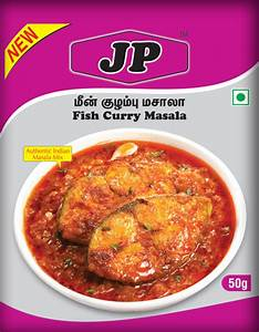 JP Fish Curry