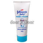 Johnson & Johnson Baby Milk Cream