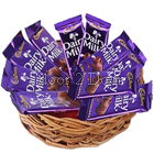 Dairy Milk Basket