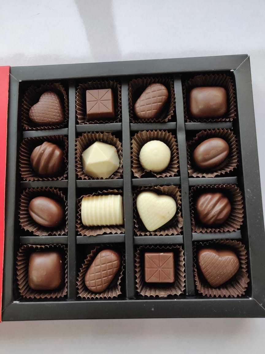 Belgium Chocolate Box