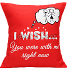 Miss You Pillow