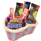 Chocolate Basket Surprise