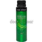Park Avenue Double Deo Talcum Powder